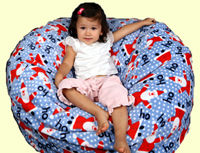 ho ho ho 37 inch grand prize bean bag
