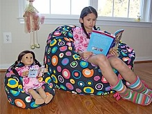 NEW! LiL Me Doll Bean Bags!
